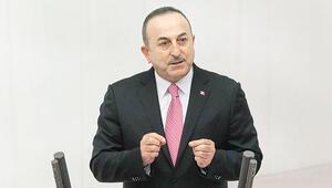 Çavuşoğlu Meclis'i bilgilendirdi: DEAŞ'ın hortlamasına  izin vermeyiz
