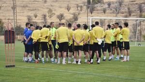 Yeni Malatyasporda Konyaspor maçı hazırlıkları