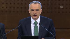 Naci Ağbaldan önemli bütçe kanunu teklifi açıklaması