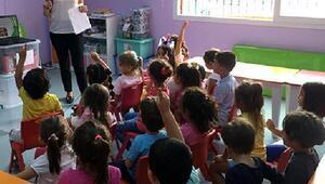 Seyhan Belediyesinden miniklere sağlıklı gıda eğitimi verildi