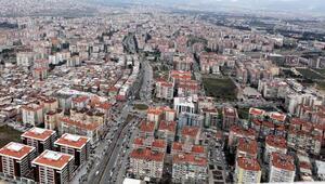 İzmirde konut satışları yüzde 42 oranında arttı