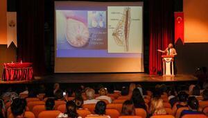 Büyükşehir Sağlık Günleri'nde meme kanseri anlatıldı