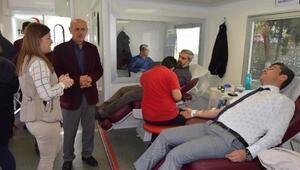 Orhangazi'de 11 günde 520 ünite kan bağışı yapıldı