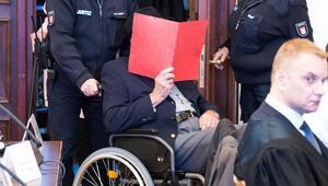 74 yıl sonra sanık sandalyesinde
