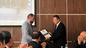 Erciyes Teknopark, İpek Yolu Birliğine katıldı