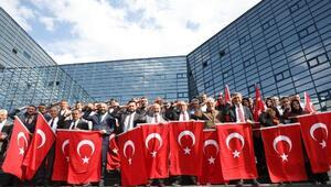 Kocasinan meclisinden Barış Pınarı Harekatına destek