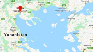 Selanik nerede Selanik Atatürk evi nerede yer alıyor