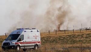 Son Dakika: Nusaybine havanlı saldırı: 1 asker yaralı