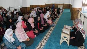 Şırnaklı kadınlar, Barış Pınarı için mevlit okuttu