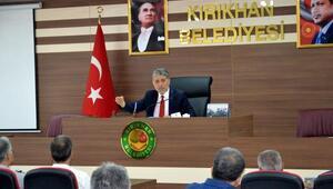 Kırıkhan Belediye Meclisinden Mehmetçiğe destek