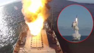 Görüntüler yayınlandı 16 kez balistik füze ateşlediler