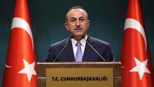 Dışişleri Bakanı Mevlüt Çavuşoğlu, Ankarada yapılan görüşmenin ardından açıklamalarda bulundu
