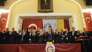 Galatasarayda üyelik oyunları