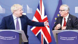 Brexit için son dakika anlaşması