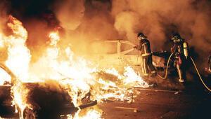 Katalonya'da protestolar kızışıyor