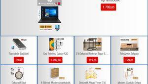 18 Ekim BİM aktüel ürünler kataloğu içinde laptop bilgisayar dikkat çekiyor