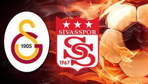 Galatasaray Demir Grup Sivasspor maçı saat kaçta ve hangi kanalda