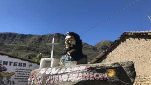Che Guevara'ya dokunmak