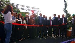 Ödemiş Süs Bitkileri Üreticileri Sergisi 15inci kez açıldı