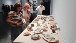 İzmirin lezzetleri sanat eserine dönüştü