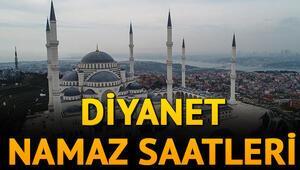 Ankarada cuma namazı saat kaçta Cuma namazı saat kaçta kılınacak