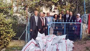 Yalova'da kömürleri PTT dağıtacak