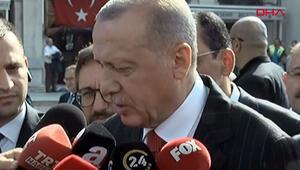 Cumhurbaşkanı Erdoğandan Türkiye ile ABD anlaşması sonrası ilk açıklama