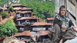 Türkiyenin hayalet köyü Sadece 15 kişi kaldı, diğerleri ise...