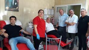TSYDden Mehmetçik için kan bağışı