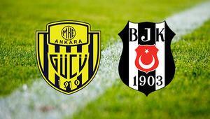 MKE Ankaragücü Beşiktaş maçı ne zaman, saat kaçta ve hangi kanalda