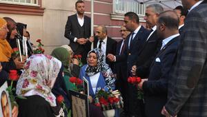 HDP önündeki eylemde 46ncı gün