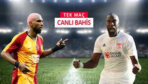 Lig ikincisi Sivasspor, Galatasaraya karşı iddaada sürpriz öneri...