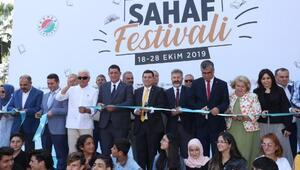 Kepezin Sahaf Festivali açıldı