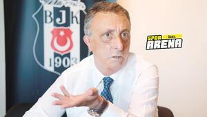 Ahmet Nur Çebi: Beşiktaşa para verecek dedirtemezsiniz