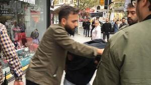 CHP binasını işgal eden 3 şüpheli tutuklandı