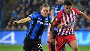 Vormer, Galatasaray - Club Brugge maçında yok