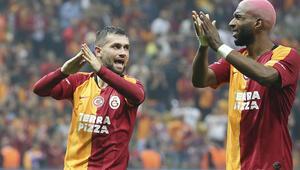 Galatasaraya kötü haber Ömer Bayram Beşiktaş maçında yok...