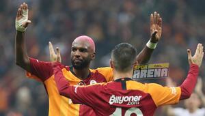 Galatasaray - Sivasspor maçında ekrana yansımayanlar...