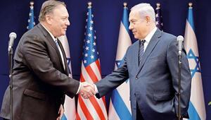 Pompeo Ankara'dan Netanyahu'ya gitti
