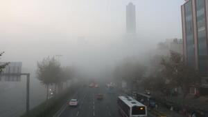 Son dakika... İstanbul güne sisle uyandı