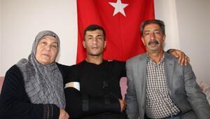 Barış Pınarı gazisi: İyileşip arkadaşlarımın yanına dönmek istiyorum