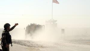 Fıratın doğusunda, teröristlerin tuzakladığı patlayıcılar bulunarak imha ediliyor