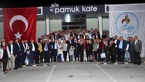 Pamukkale Belediye Başkanı Örki, muhtarlarla buluştu