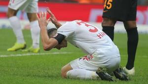 Sivassporun deplasman galibiyeti hasreti sürüyor 11 maç oldu...