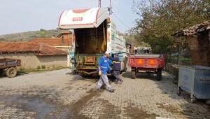 Orhangazi'de hasat öncesi dış mahallelerdeki yollar düzenleniyor