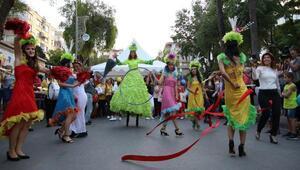 Mersin'de Çamlıbel Sokak Festivali başladı
