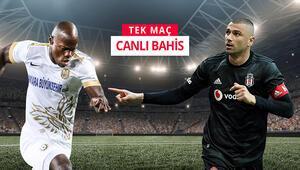 Beşiktaş, 5 eksikle Ankarada iddaada öne çıkan tercih...