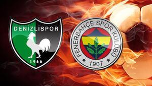 Denizlispor Fenerbahçe maçı ne zaman, saat kaçta