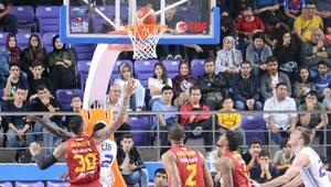 Galatasaray Doğa Sigorta son nefeste kazandı
