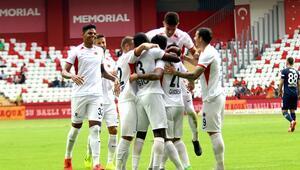 Gençlerbirliği, Antalya deplasmanında şov yaptı İlk galibiyet...